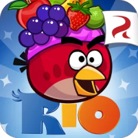 Angry Birds Rio updated