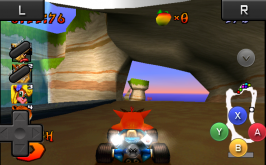 RetroArch in OpenGL