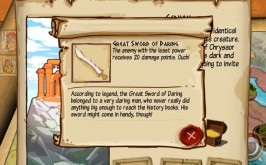 He was nobody, good sword tho