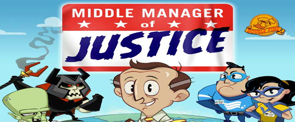 Middle Manager of Justice review