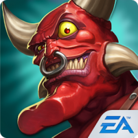 [Review] Dungeon Keeper for Android - It was Good to be Bad