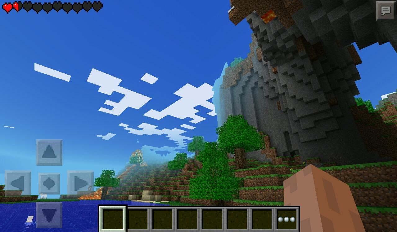 Minecraft: Pocket Edition скачать на андроид бесплатно