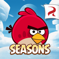 Angry Birds Seasons, the Christmas update is here