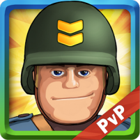 Artillery Strike hits the Play Store