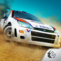 The Android Version of Colin McRae Rally is out