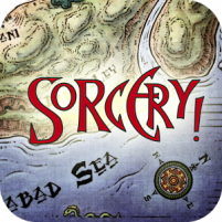 Steve Jackson's Sorcery! debuts on Android