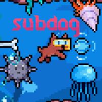 Subdog Underwater Adventure - more pixels!